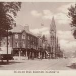 1920s view inc. Rusholme Gardens